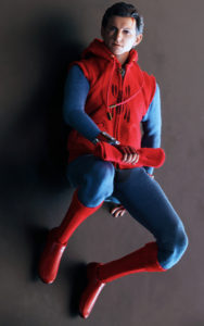 スパイダーマン ホームメイド版ポーズ14